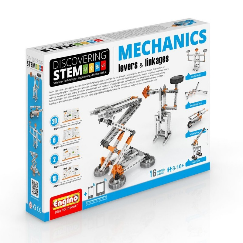 Engino - Discovering STEM Levers And Linkages