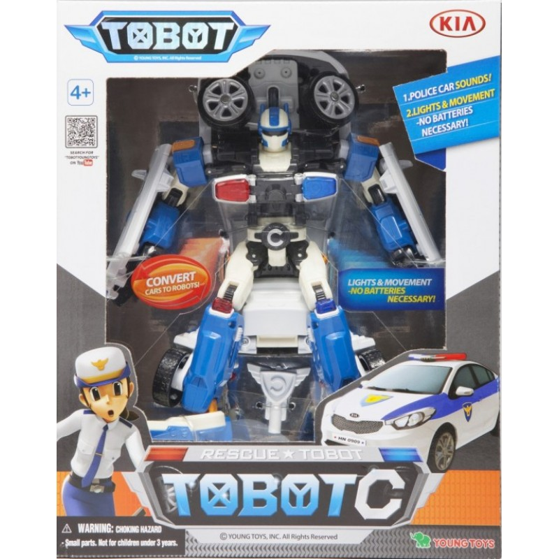 Just Toys Tobot Rescue C