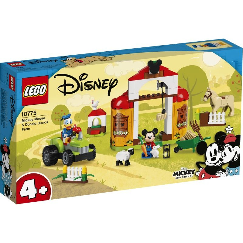LEGO Disney Mickey Mouse And Donald Duck's Farm