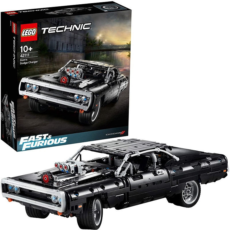 LEGO Technic Fast & Furious Dom's Dodge Charger